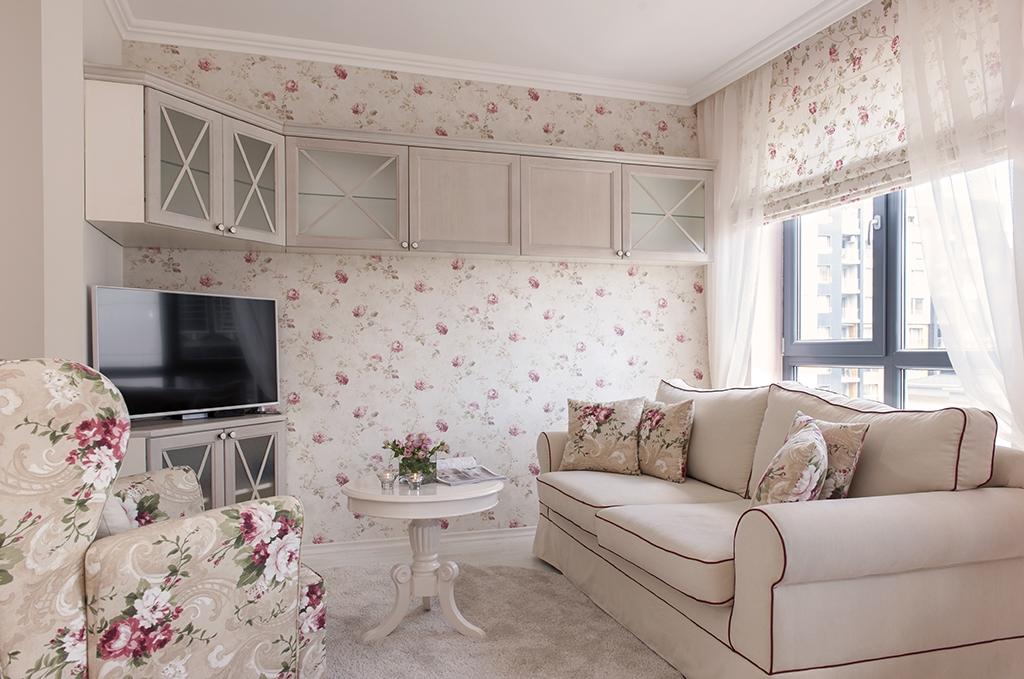 красиви мебели за хол