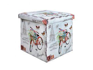 кутия табуретка